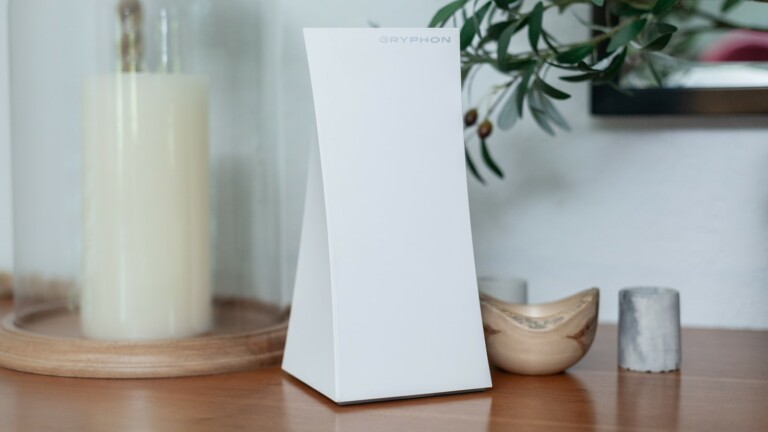 Gryphon Tower parental control and security mesh Wi-Fi router offers safe, fast internet