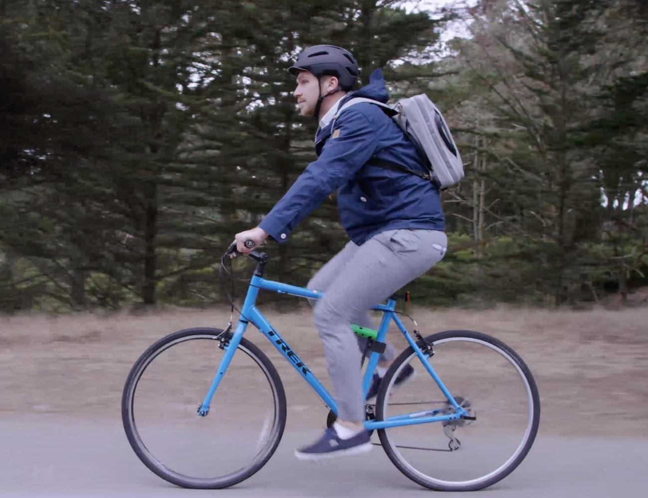 HACKPACK – The World's Best Commuter-to-Office Bag