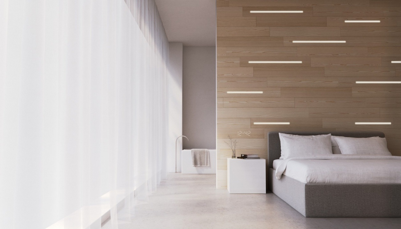 HYDE Smart Wall and Ceiling Tiles