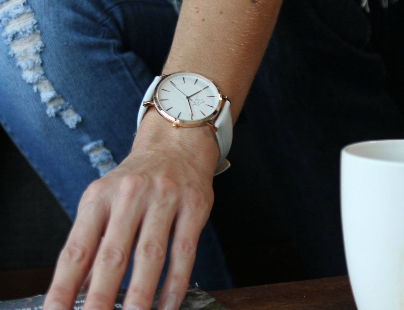 Harambe Swiss Movement Watch – The Value of Our Time