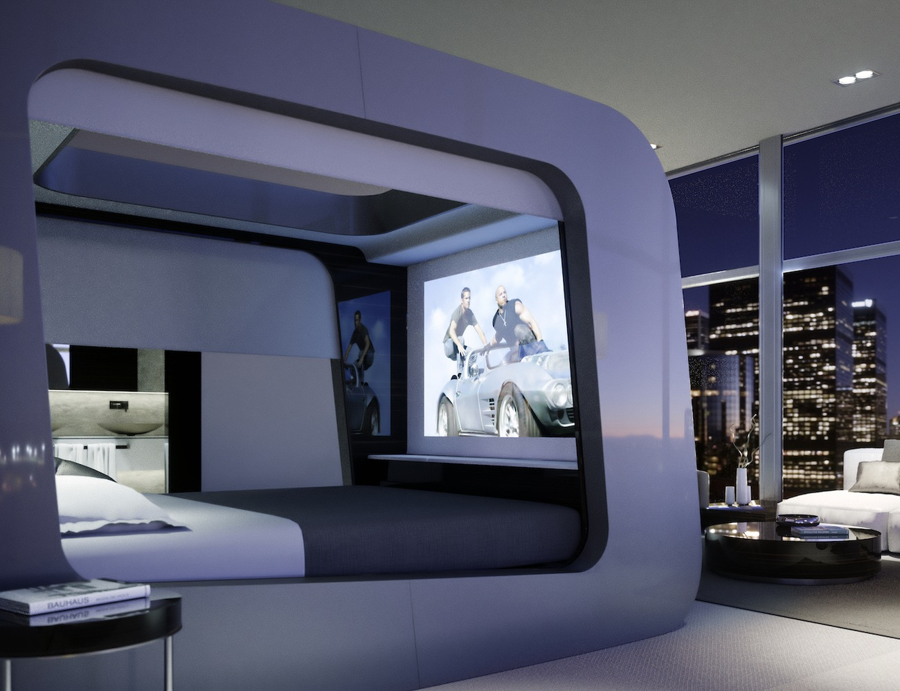 HiCan – Revolutionary Smart Bed is made for the future