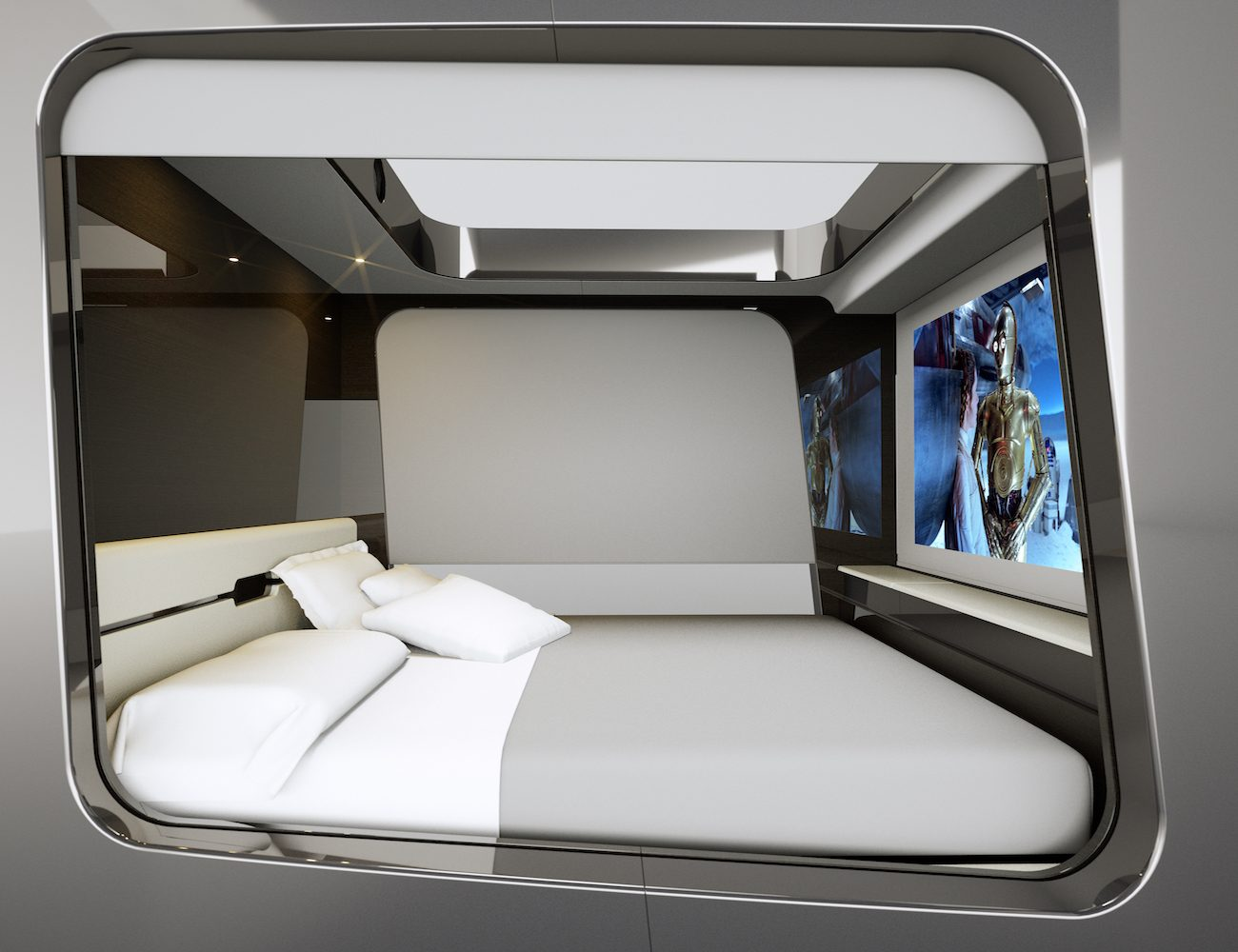 HiCan – Revolutionary Smart Bed