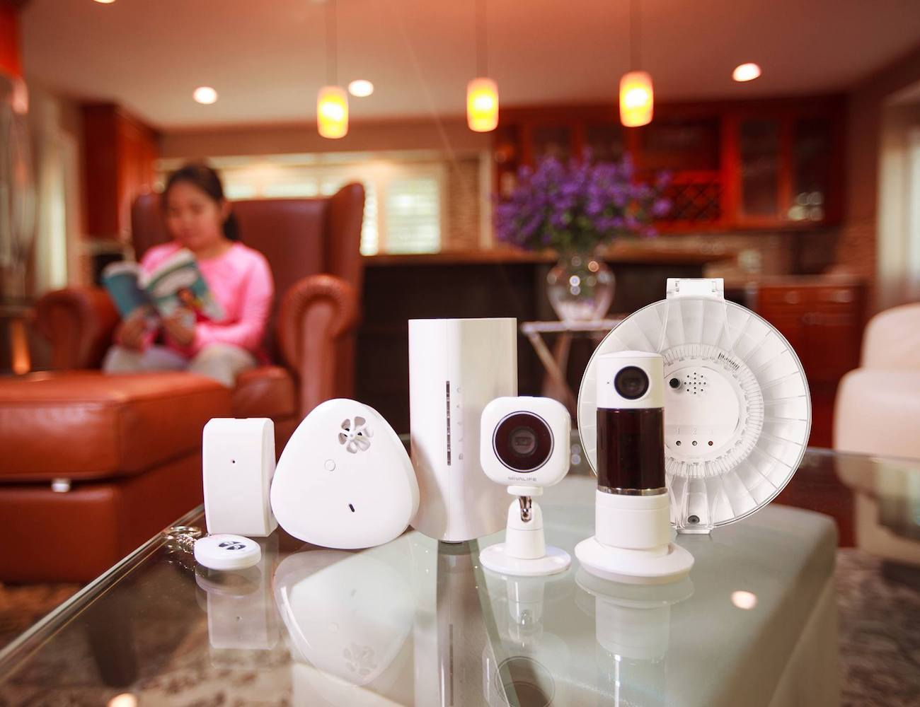 Home8 Wireless Home Security System