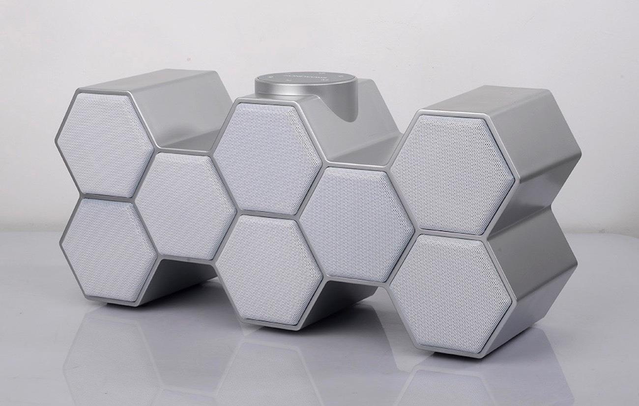 Honeycomb Sound Wireless Bluetooth Speaker