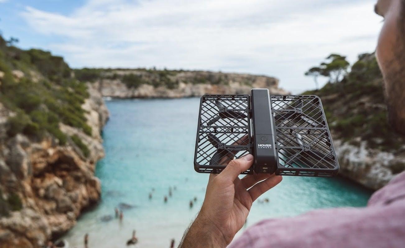 Hover Camera Passport Autonomous Self-Flying Camera