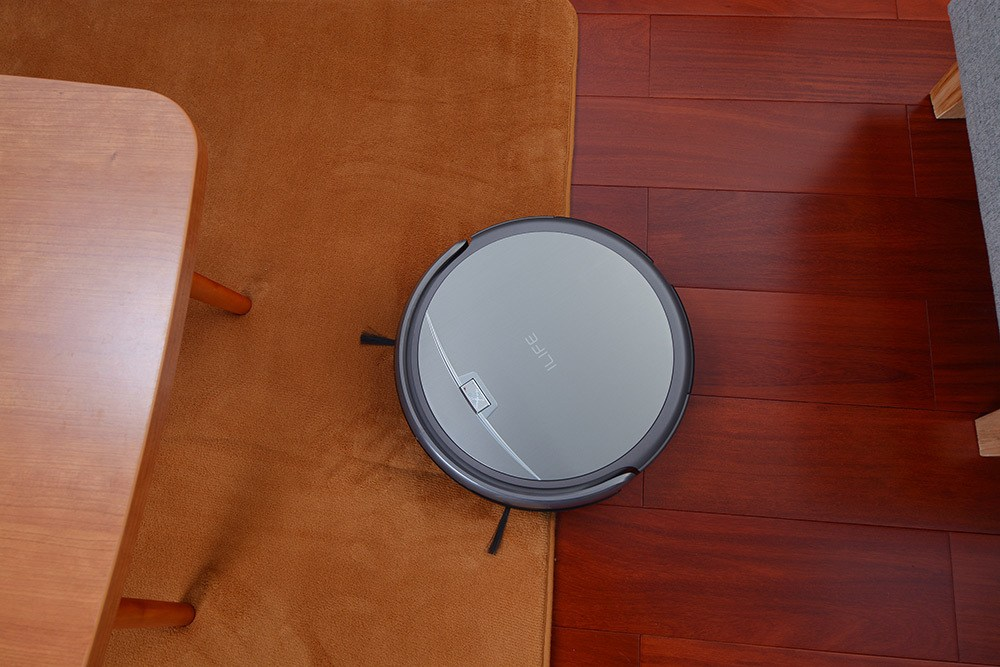 ILIFE+A4+Smart+Robotic+Vacuum+Cleaner