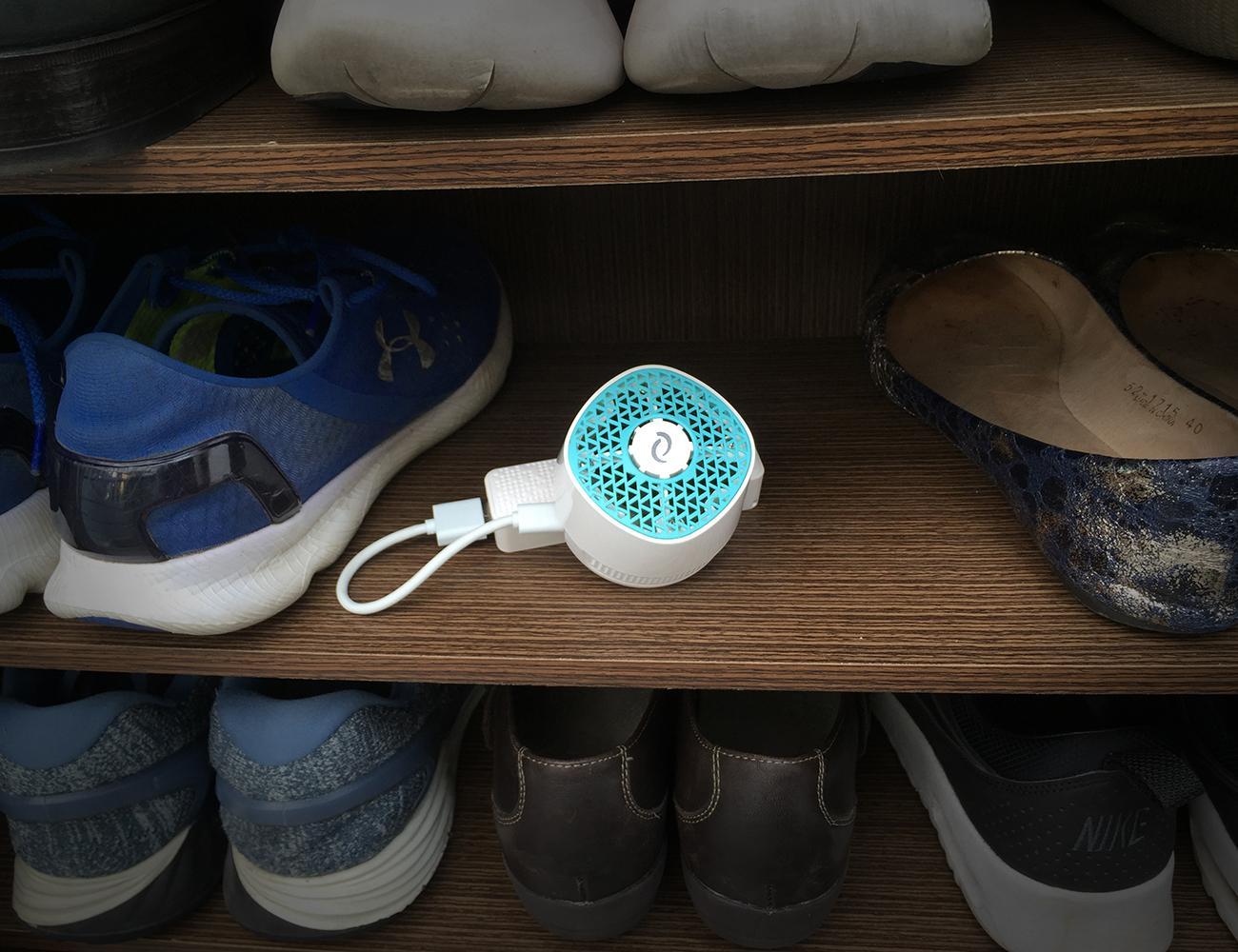 VentiFresh – Odor Eliminator Inspired by NASA