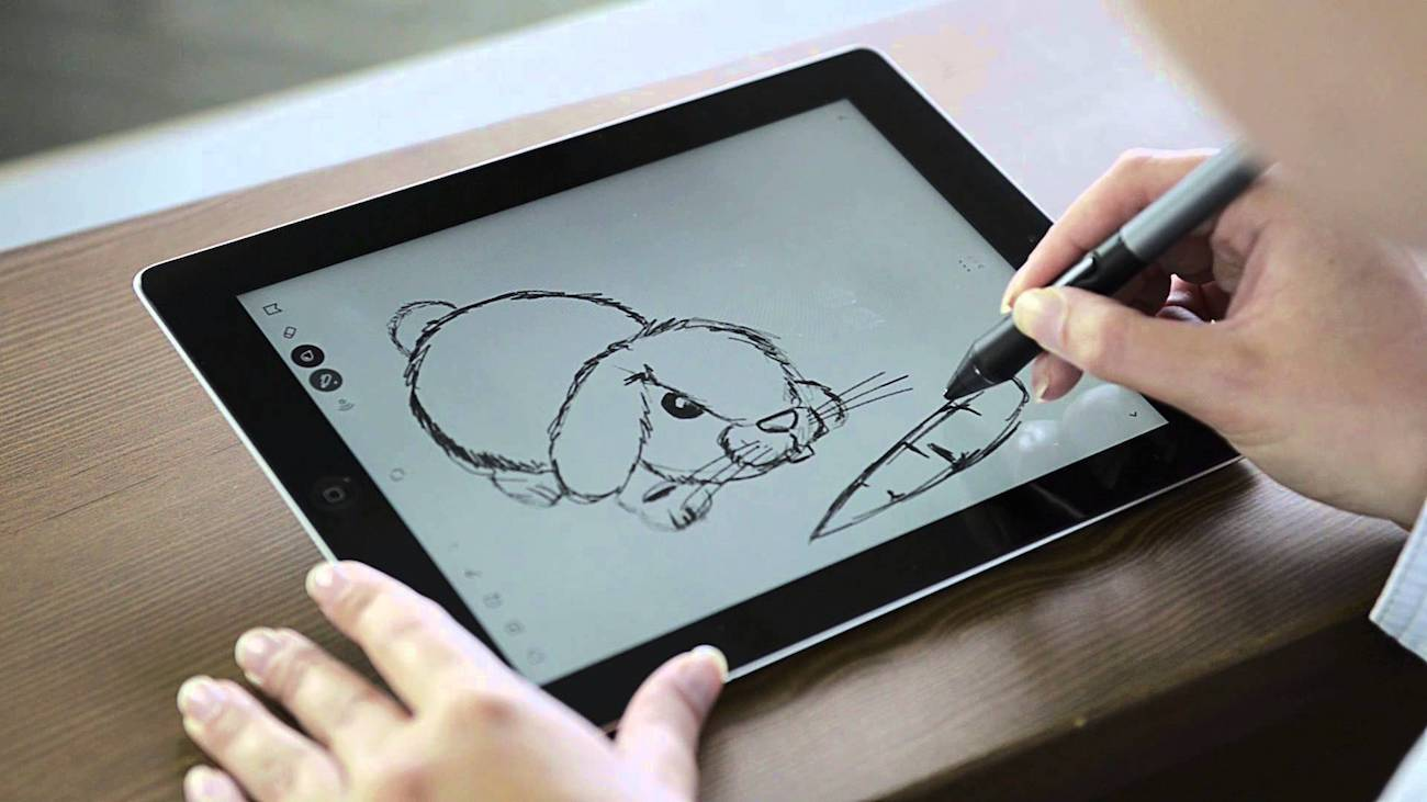 use wacom tablet to sign pdf