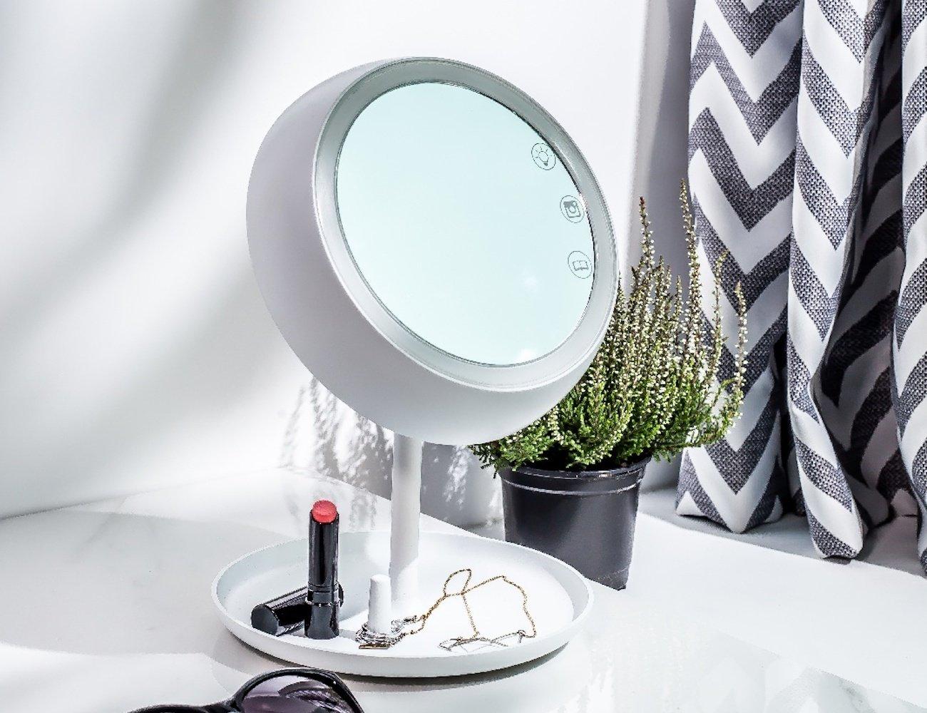 Juno Adjustable Makeup Light Mirror 187 Gadget Flow