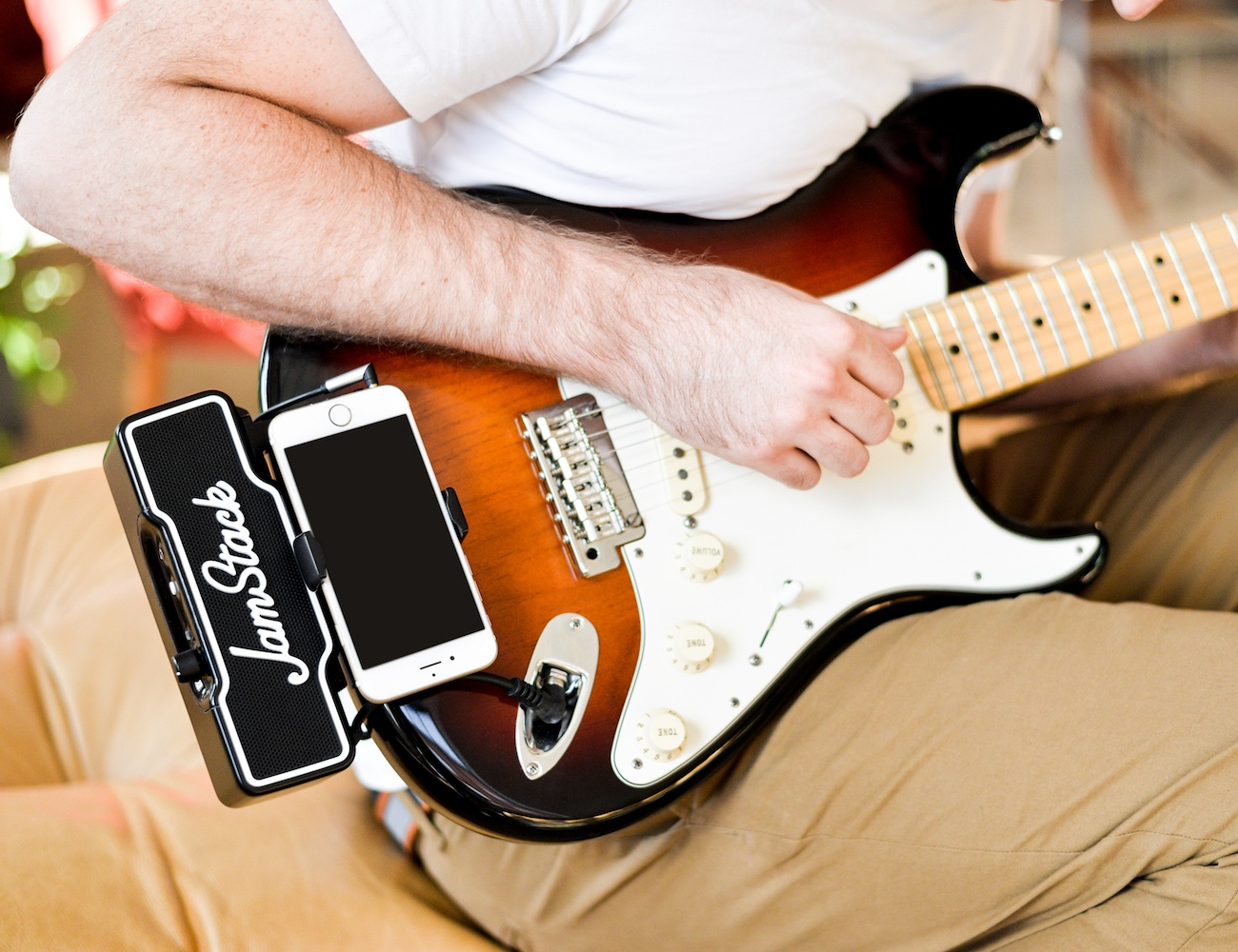 how to play go with the flow on guitar