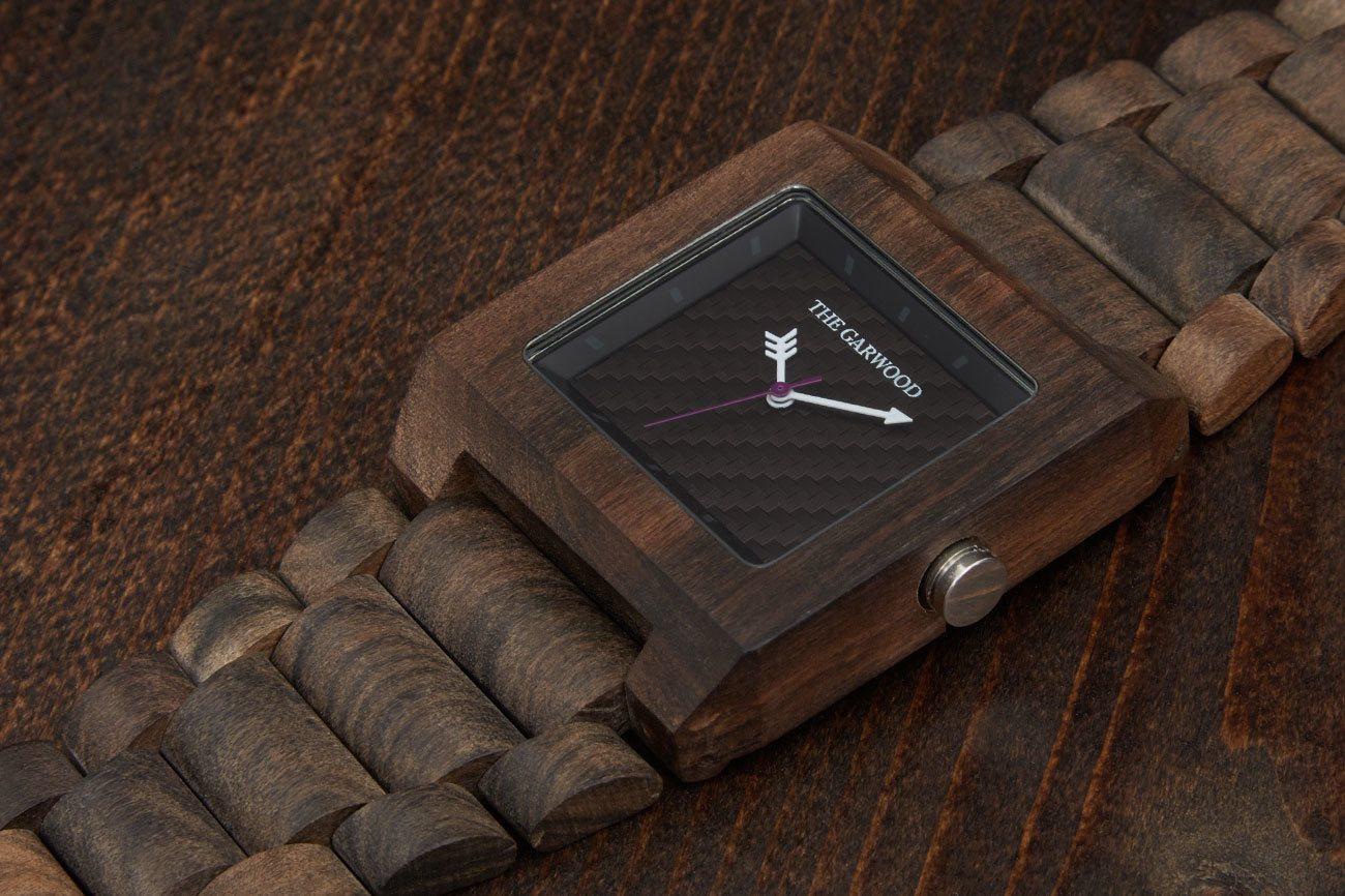 Java Indonesian Sandalwood Watch From Garwood