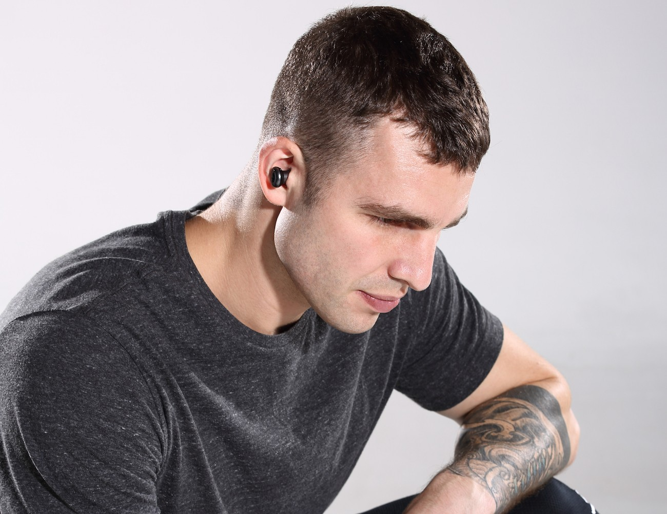 Jive TWS Earbuds – Pure Wire-Less Audio