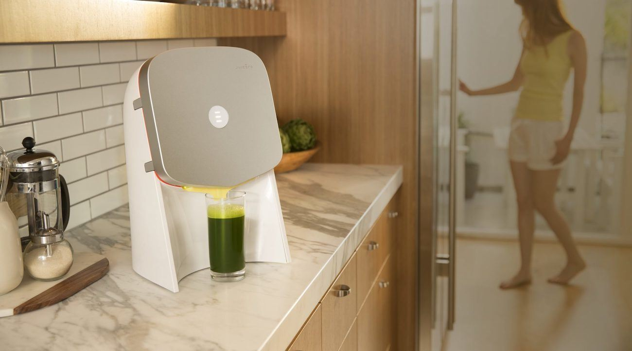 Juicero Cold-Press Juicer