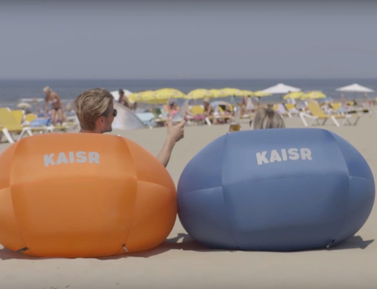 KAISR BOSS Self-Inflated Sofa