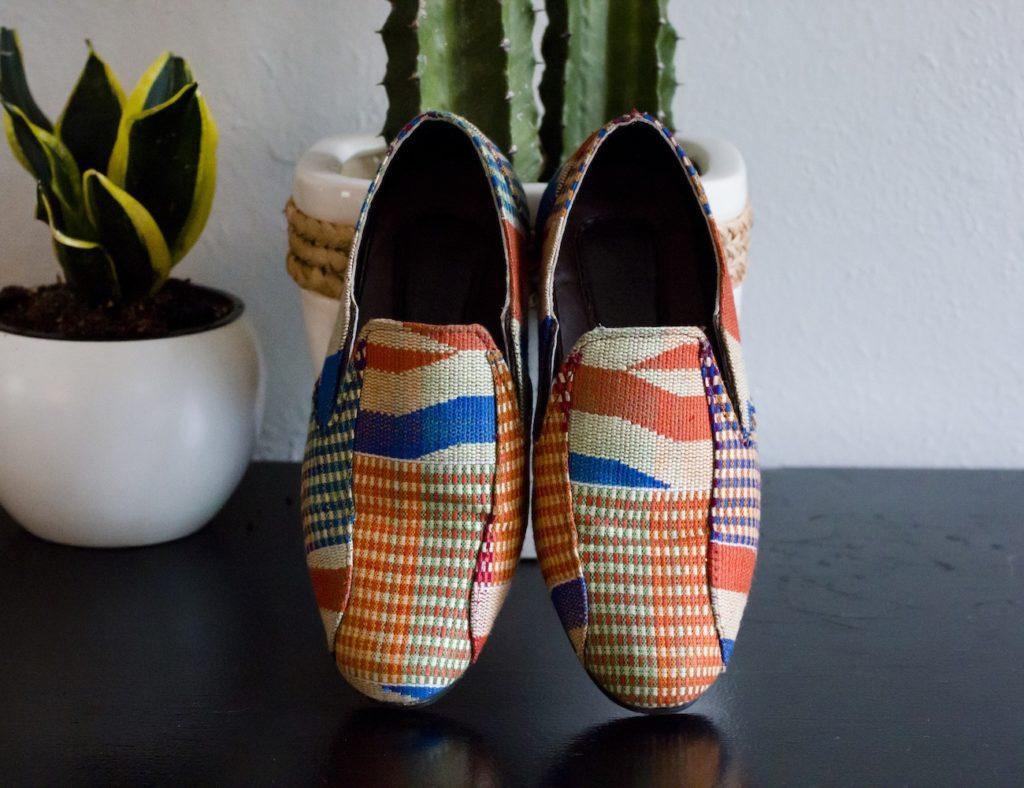 Kwame Baah Ghanaian Handcrafted Footwear from Ghana