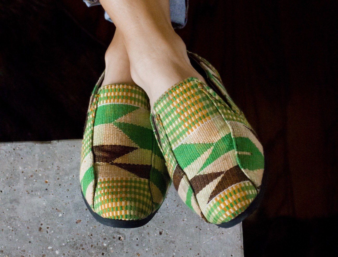 Kwame Baah – Exquisite Handcrafted Footwear from Ghana