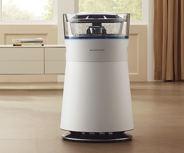 LG Signature Watering System Air Purifier