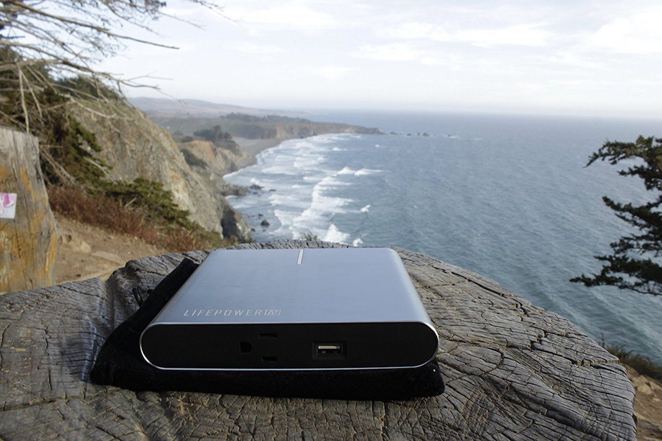 LIFEPOWER A2 Portable Battery