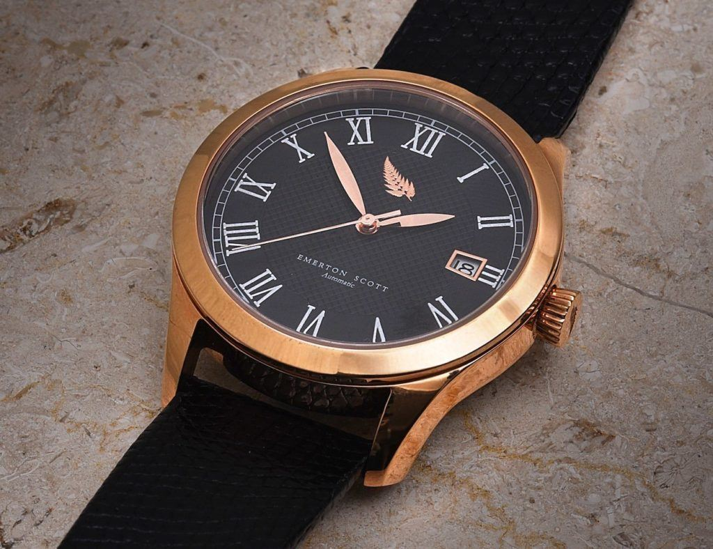 sophisticated wrist watch