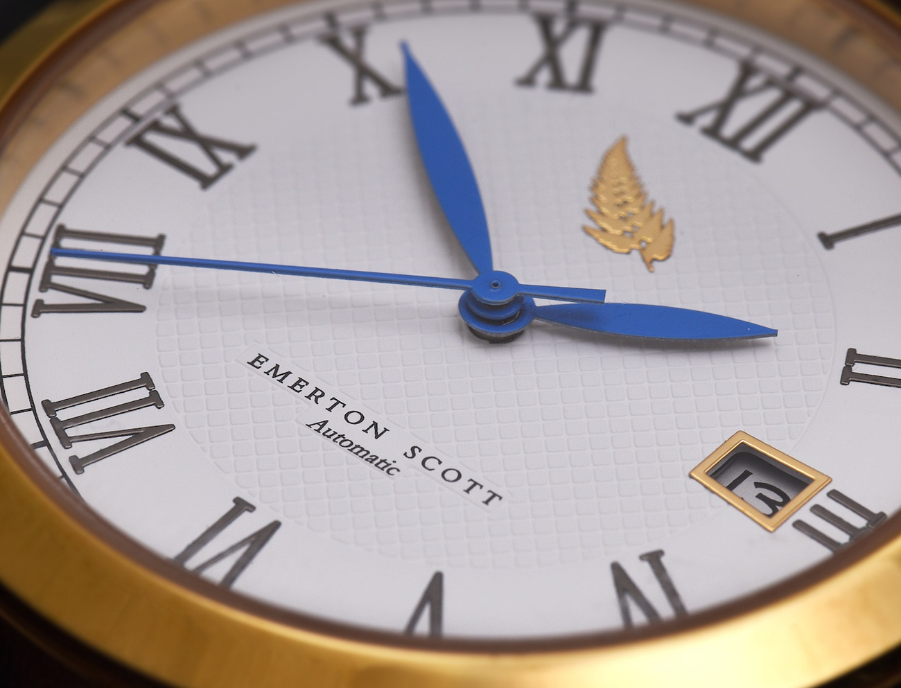 The New Limited Edition Es.2 Automatic Collection from Emerton Scott.