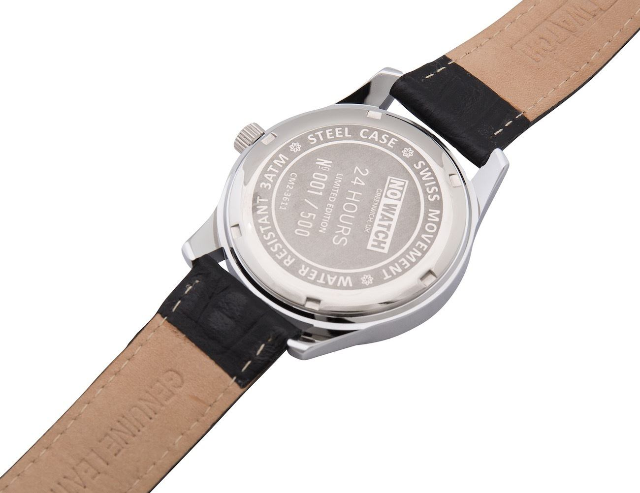 Limited Edition Single-Handed 24 Hours Watch