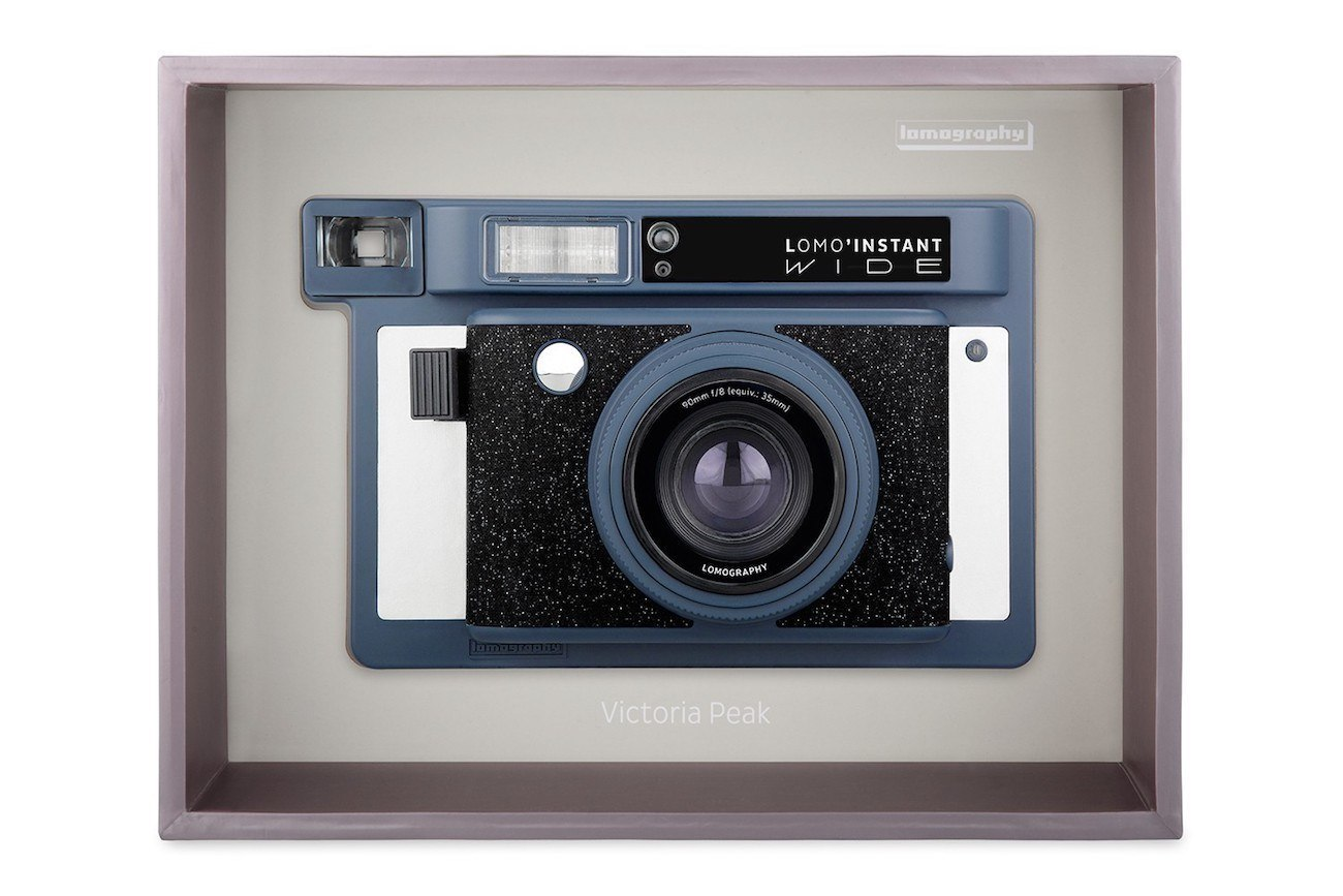 Lomo'Instant Wide Instant Camera