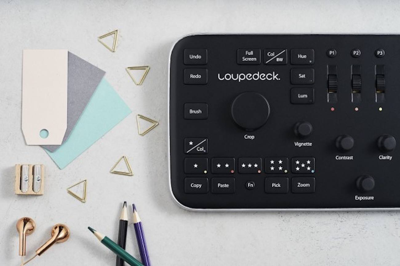 Loupedeck Photo Editing Console
