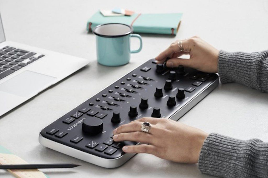 photo editing console