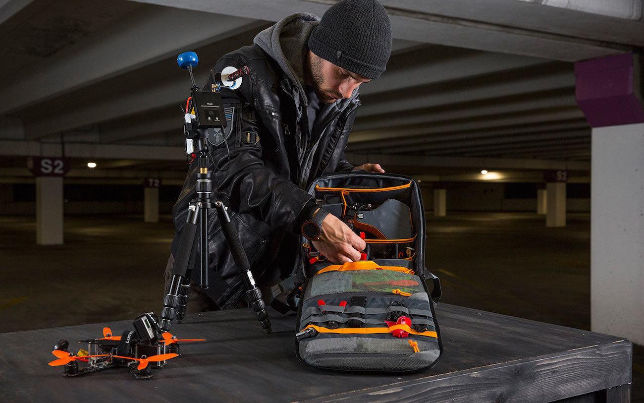 Lowepro QuadGuard Backpack