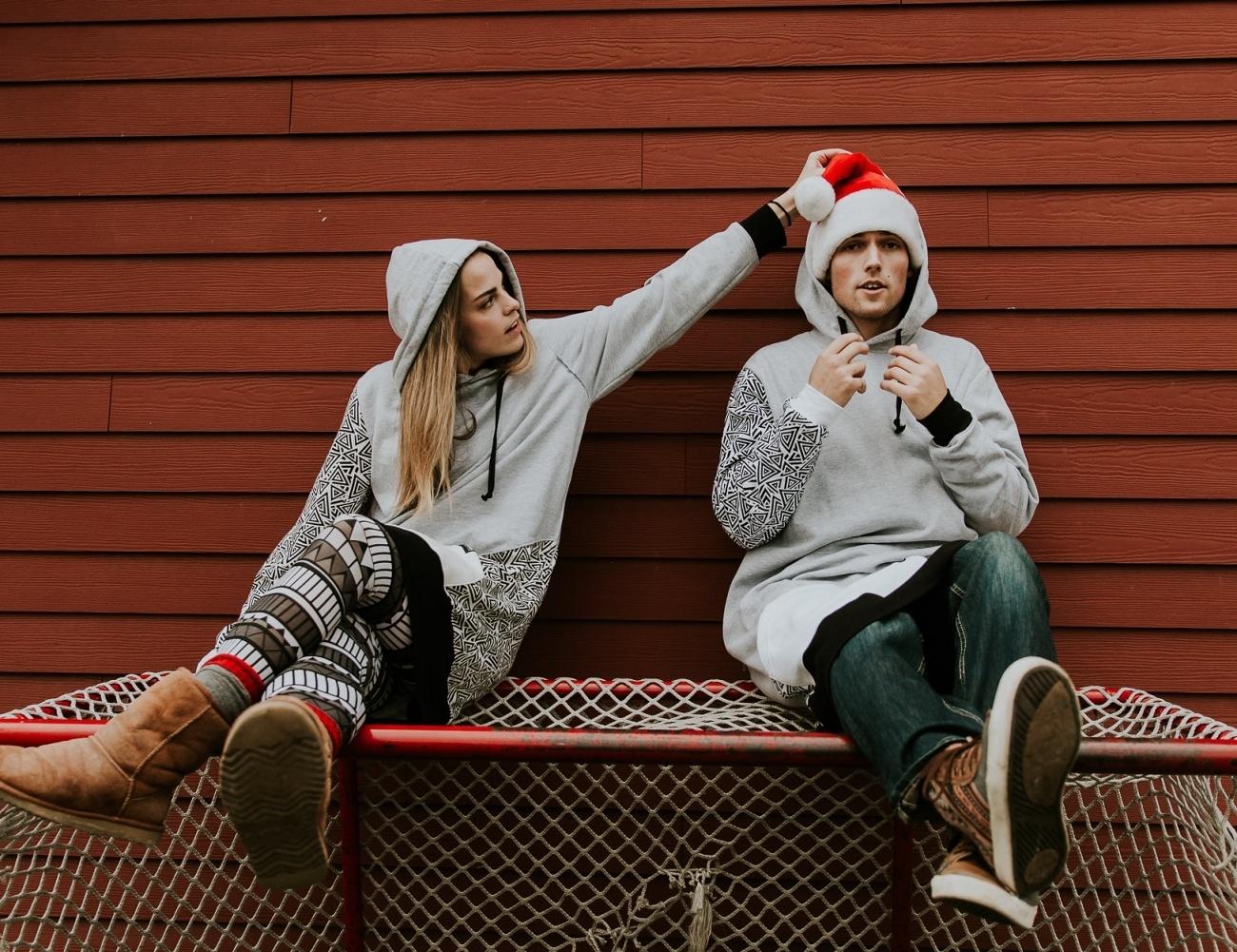 Thuggie Cotton Hooded Sweatshirt