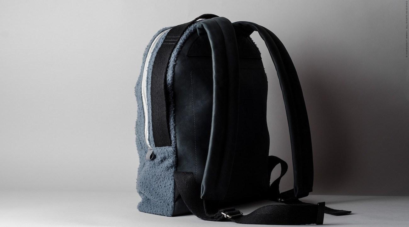 Misfit Wool Backpack by Hard Graft
