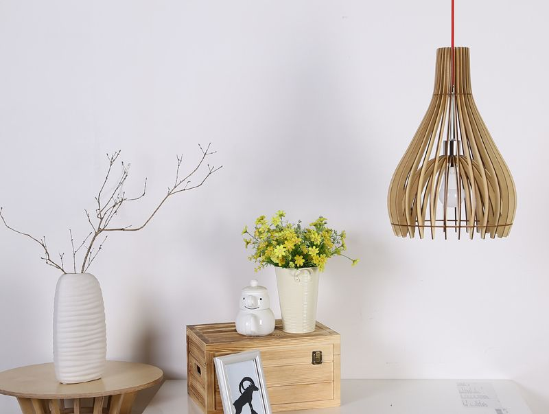 Naturally Styled Pendant Light