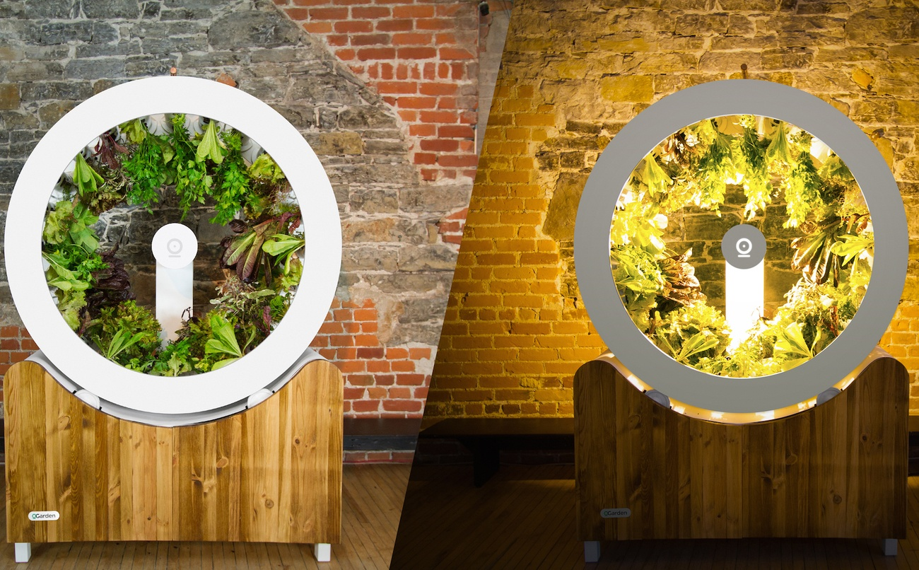 OGarden - Automatic Indoor Garden » Gadget Flow