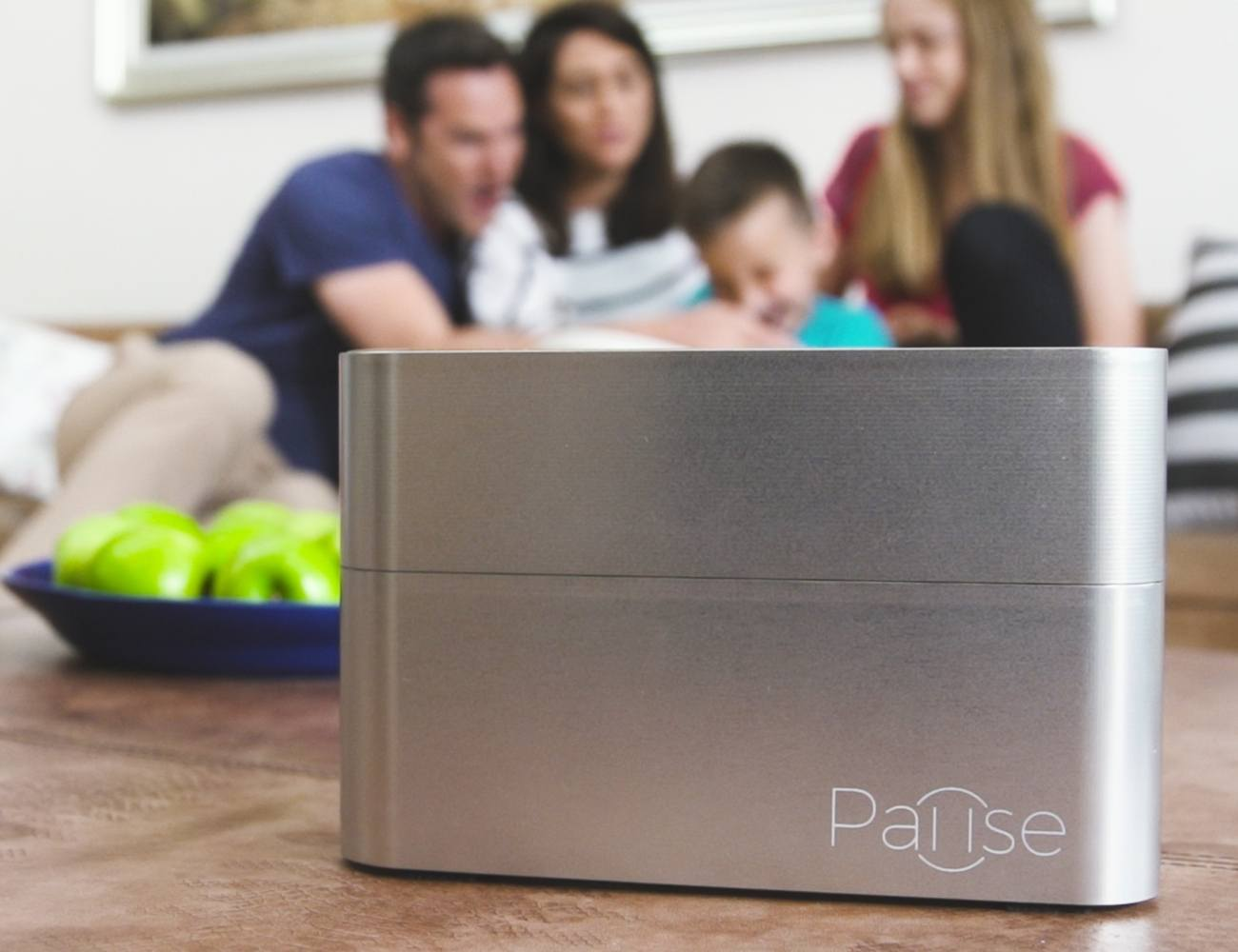 Pause – Bring Back Dinner-Table Conversation