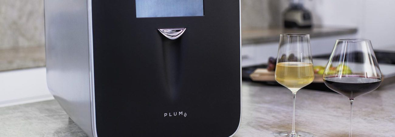 Plum Fully Automatic Wine Dispenser