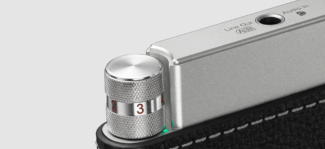 Portable Headphone Amplifier and DAC
