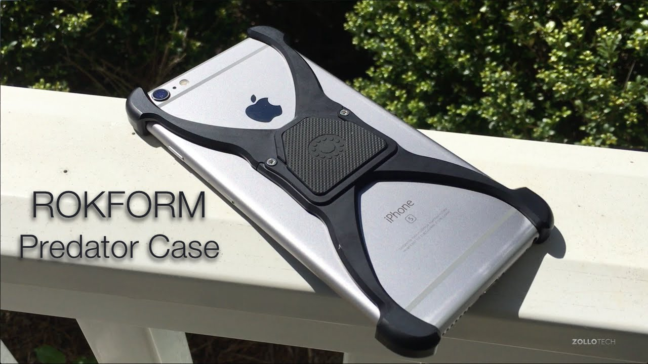 Predator Case for iPhone by Rokform