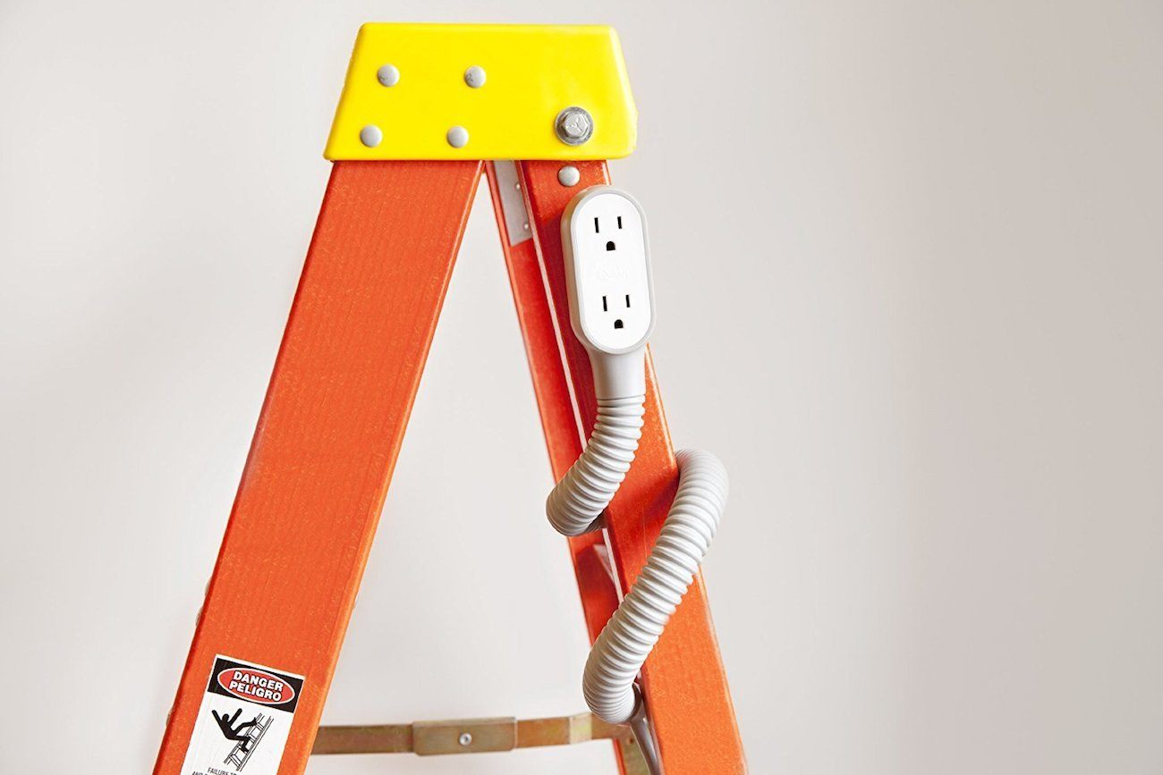 Prop Power Extension Cord by Quirky