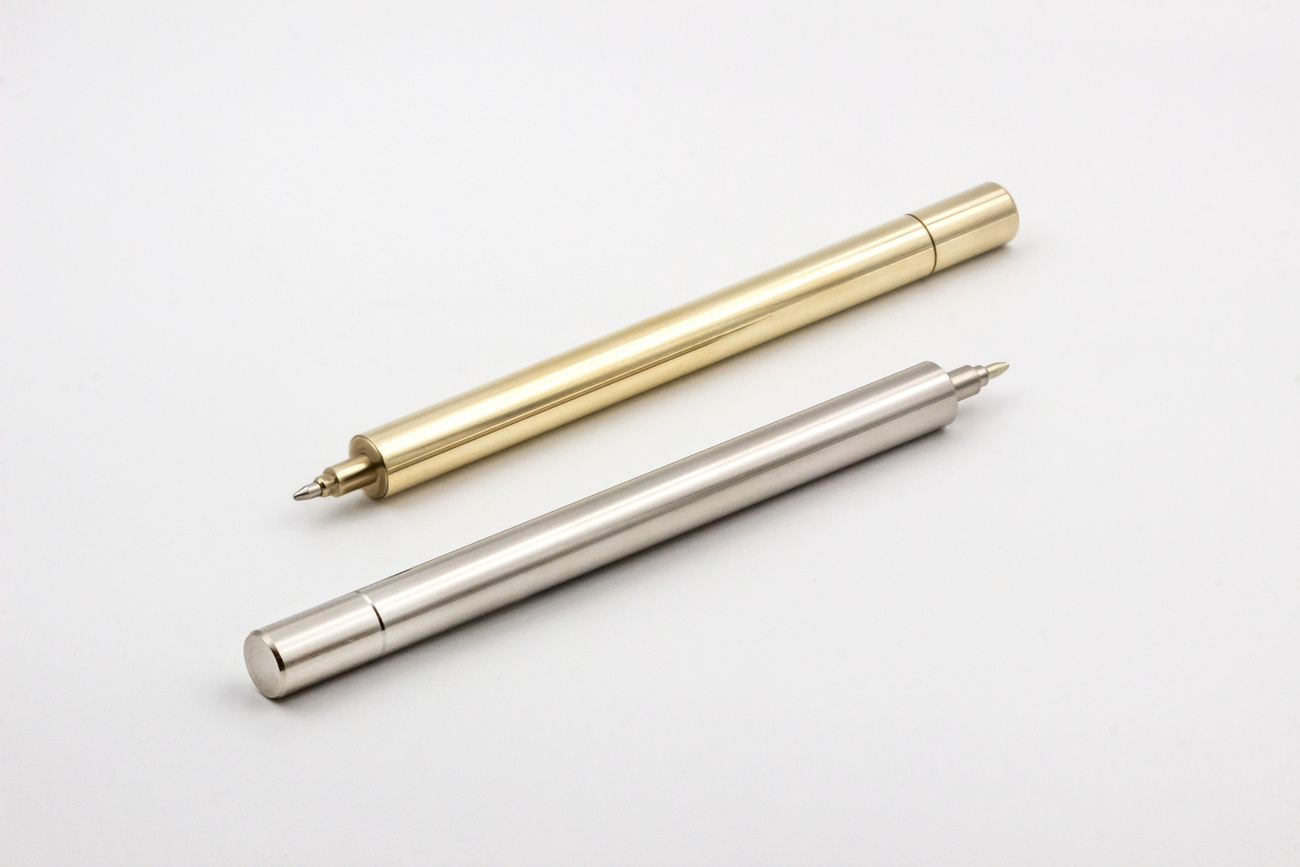 Quotidian Pen – The World's First Magnetic Propulsion Pen