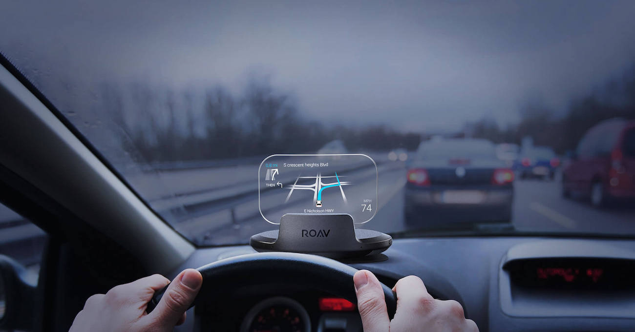 Roav Dashtop Head-Up Display Computer