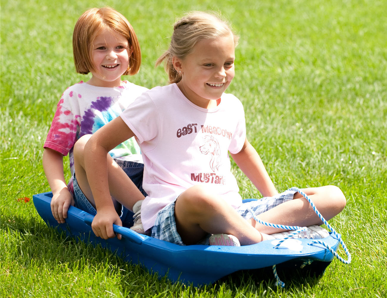 SLICER All Season Sled – Go Sledding With or Without Snow