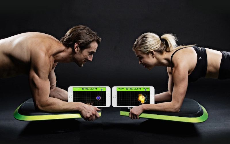 STEALTH – Ripped Abs by Playing Games on Your Smartphone