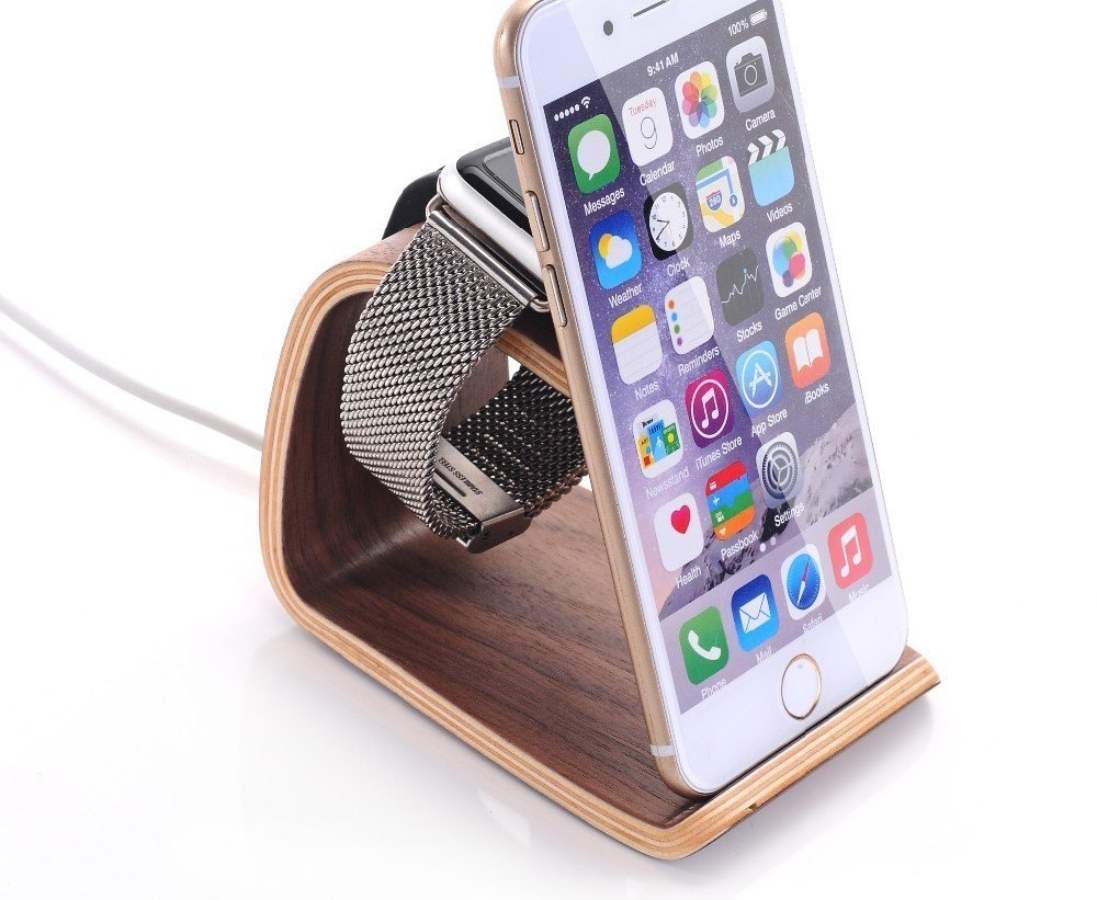 SamDi Eco-friendly Stand for Apple Watch and iPhone Regular price
