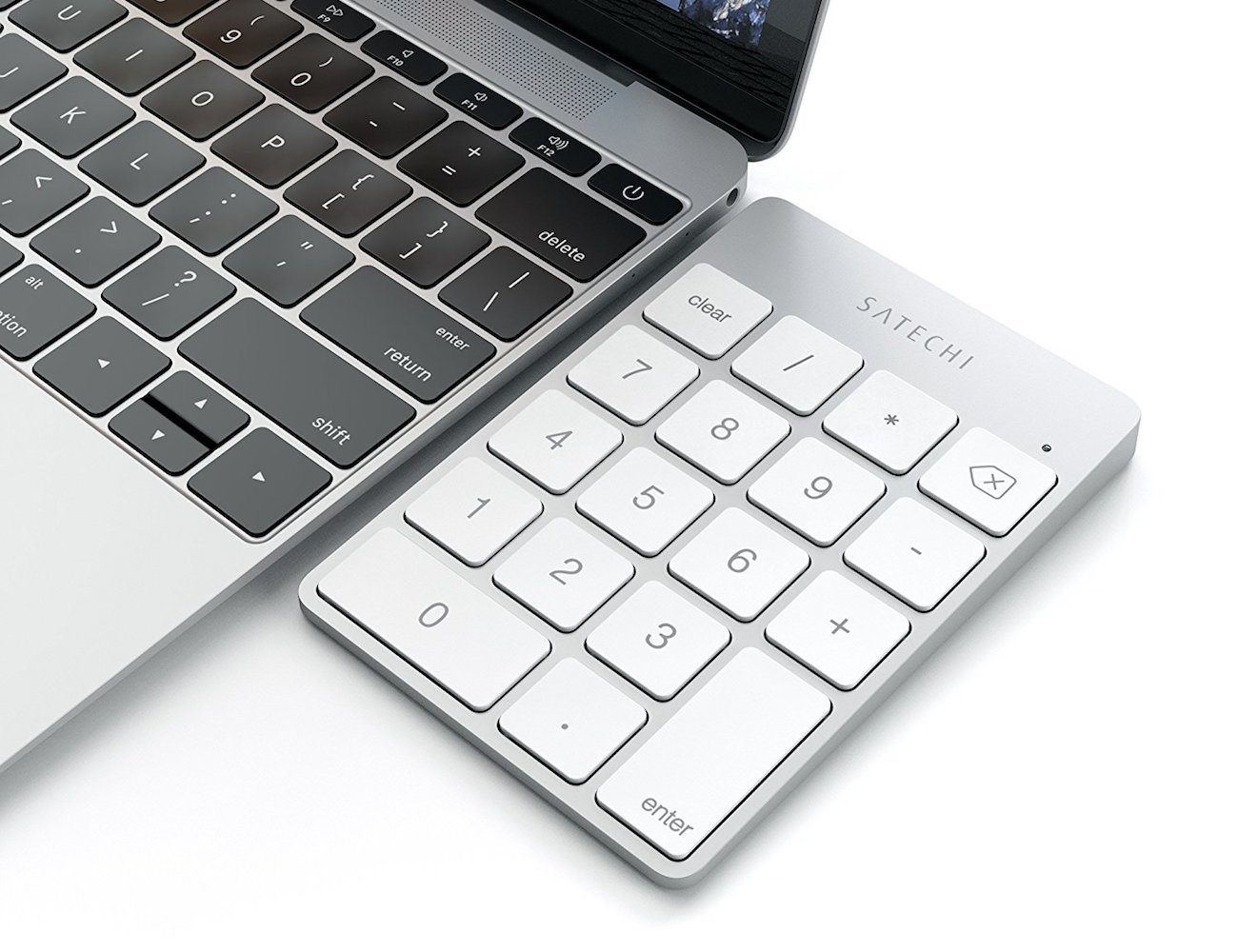Satechi Wireless Aluminum Keypad