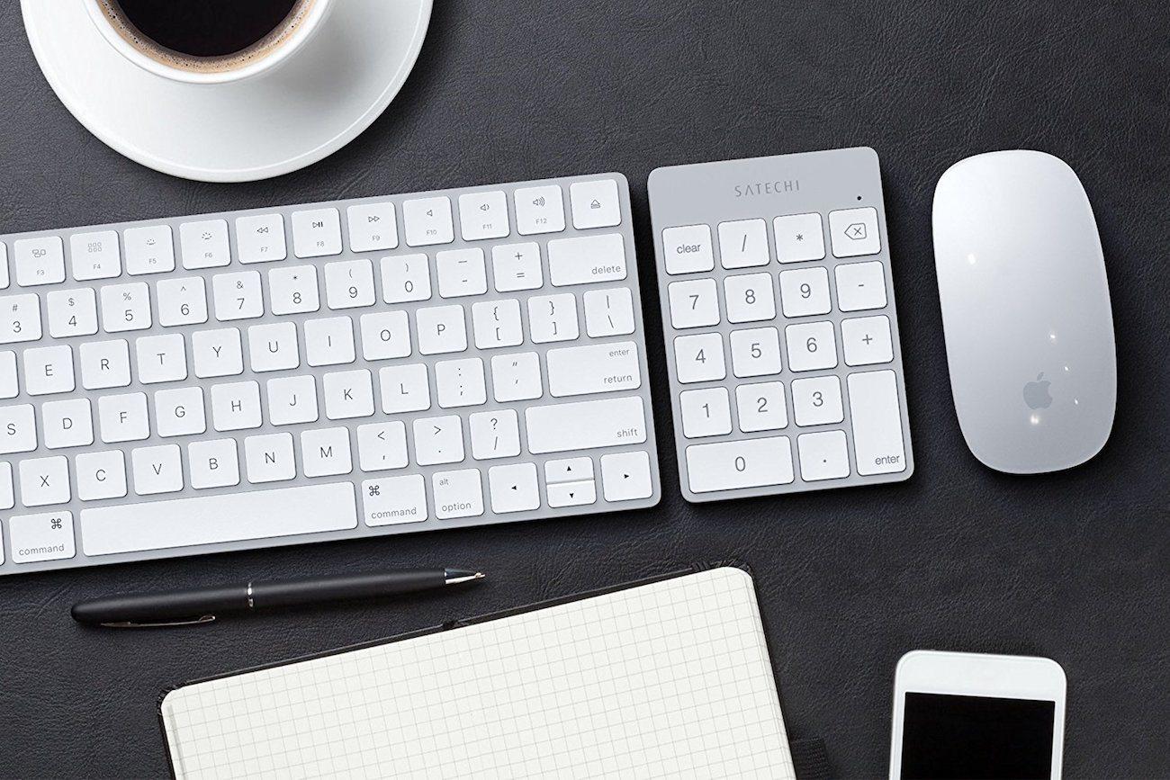 Satechi Wireless Aluminum Keypad