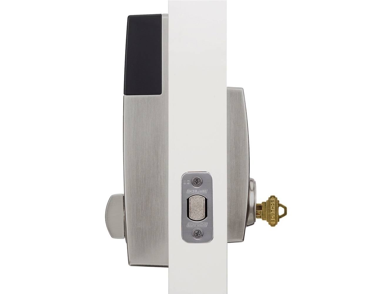 Schlage Sense Smart Deadbolt With Century Trim 187 Gadget Flow