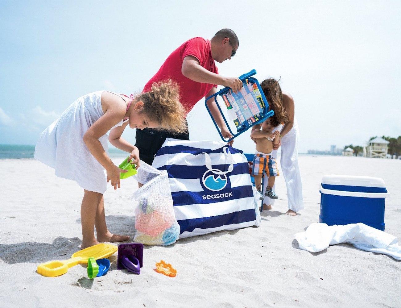 Seasack A Beach Chair Backpack