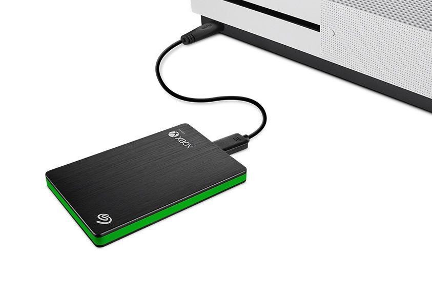 Seagate 512GB SSD drive for Xbox One