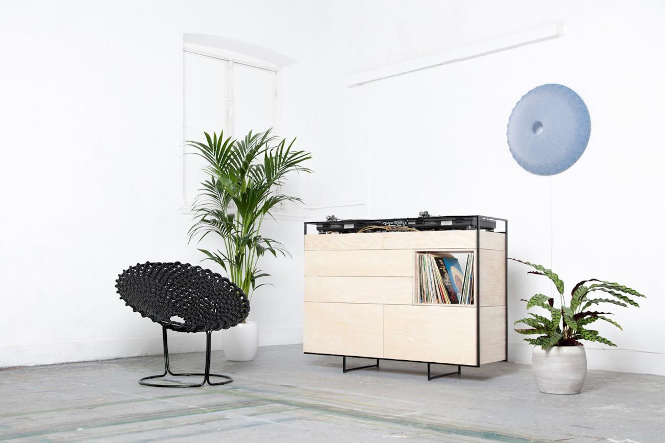 Selectors Cabinet DJ Unit