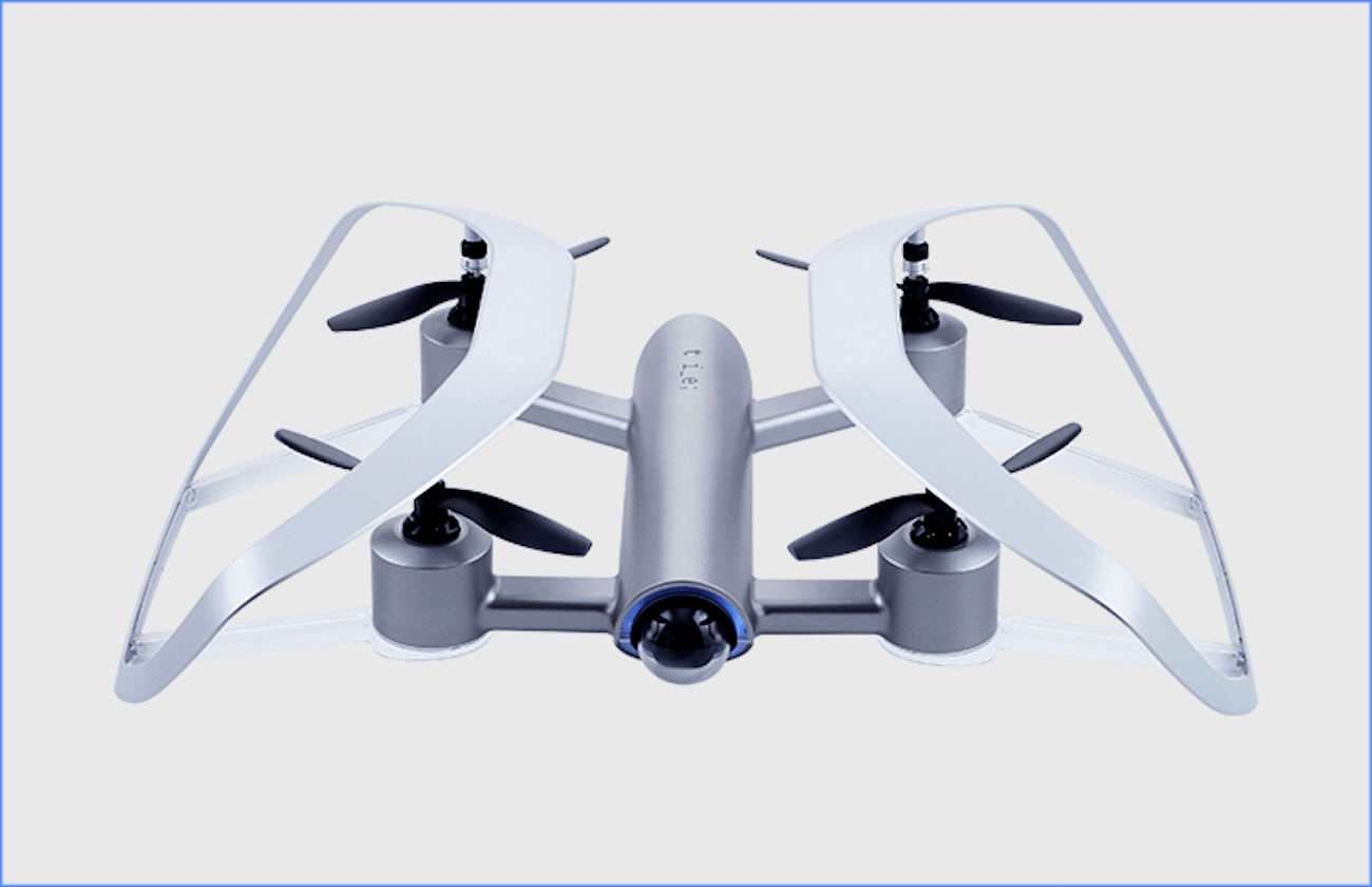 Shift Drone and Intuitive Controller